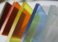 Color Cast Acrylic (Translucents and Transparents)