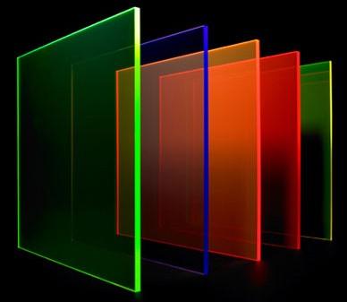 Fluorescent Petersen Brother S Plastics